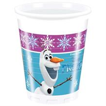 Disney Frozen Northern Lights Party Cups