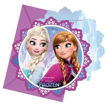 Frozen Northern Lights Party Invitations | Invites