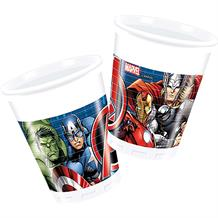 Marvel Avengers Power Party Cups