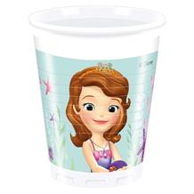 Sofia the First Pearl Party Cups