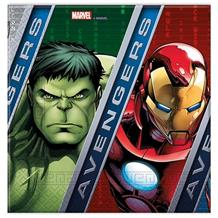 Marvel Avengers Power Party Napkins | Serviettes
