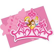 Disney Princess Party Invites | Invitations