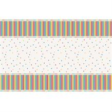 Rainbow Colourful Party Tablecover | Tablecloth