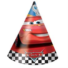 Disney Cars Party Favour Hats