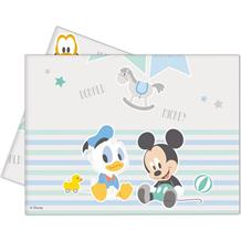 Baby Mickey Mouse | Donald | Pluto Plastic Party Tablecover | Tablecloth