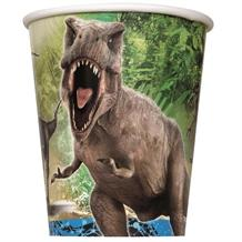 Jurassic World Dinosaur Party Cups
