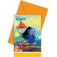Finding Dory Party Invites | Invitations