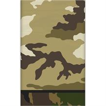 Military Camouflage Party Tablecover
