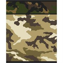 Military Camouflage Party Favour Loot Bags