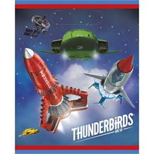 Thunderbirds Party Favour Loot Bags