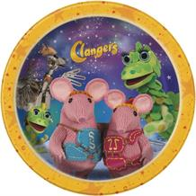Clangers Party Cake | Dessert Plates