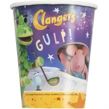 Clangers Party Cups