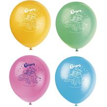 Clangers Party Latex Balloons