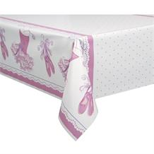 Ballerina Plastic Party Tablecover | Tablecloth