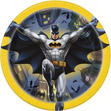 Batman Party Cake Plates