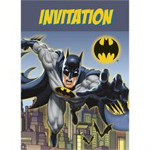Batman Party Invitations | Invites