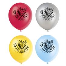 Batman Party Latex Balloons | Decorations