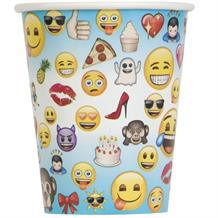 Emoji Icon Party Cups