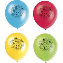 Emoji Iconic Party Latex Balloons