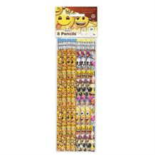 Emoji Icon Pencil Party Bag Favours