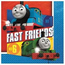 Thomas & Friends 2017 Party Napkins | Serviettes