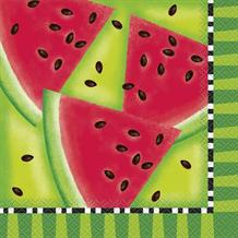 Summer Watermelon Party Napkins | Serviettes