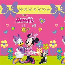 Minnie Mouse Happy Helpers Party Tablecover | Tablecloth