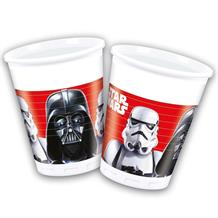 Star Wars Darth Vader & Storm Trooper Party Cups