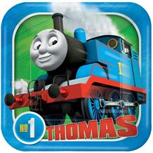 Thomas & Friends 2017 Party Dessert | Cake Plates
