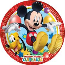 Mickey Mouse Playful Party Cake Plates