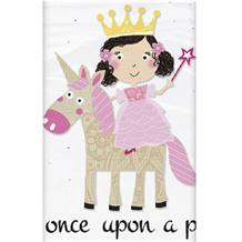 Princess & Unicorn Party Tablecover | Tablecloth