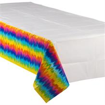 1960's Groovy Party Tablecover | Tablecloth