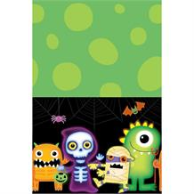 Boo Crew Halloween Party Tablecover | Tablecloth