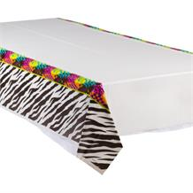 1980's Rad Party Tablecover | Tablecloth