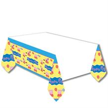 Peppa Pig Cake Party Tablecover | Tablecloth