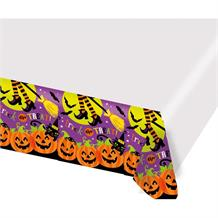 Witches Crew Halloween Party Tablecover | Tablecloth