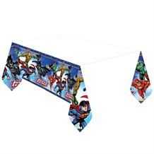 Justice League Party Tablecover | Tablecloth