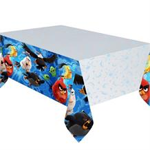 Angry Birds Movie Blue Party Tablecover | Tablecloth
