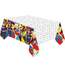 DC Super Hero Girls Party Tablecover