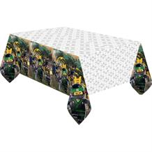 Lego Ninjago Party Tablecover | Tablecloth