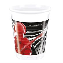 Star Wars Ep8 Party Cups