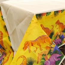 Prehistoric Dinosaur Party Tablecover | Tablecloth