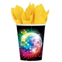 1970's Disco Ball | Fever Themed Party Cups