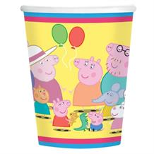 Peppa Pig Cake Party Cups