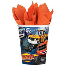 Blaze Monster Machines Party Cups