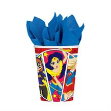 DC Super Hero Girls Party Cups