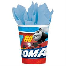 Thomas & Friends 2017 Paper Party Drink Cups