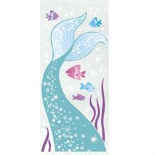 Mermaid Party Cello Loot Favour Bags