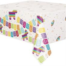 Mexican Fiesta Party Tablecover | Tablecloth