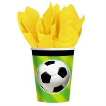 Championship Soccer | Football Party Cups